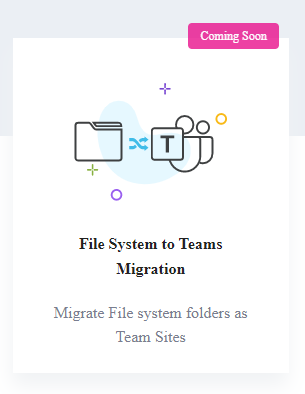 File System to Teams Migration